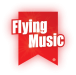 Flying Music logo