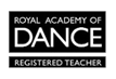 Royal Academy of Dance Registered Teacher logo