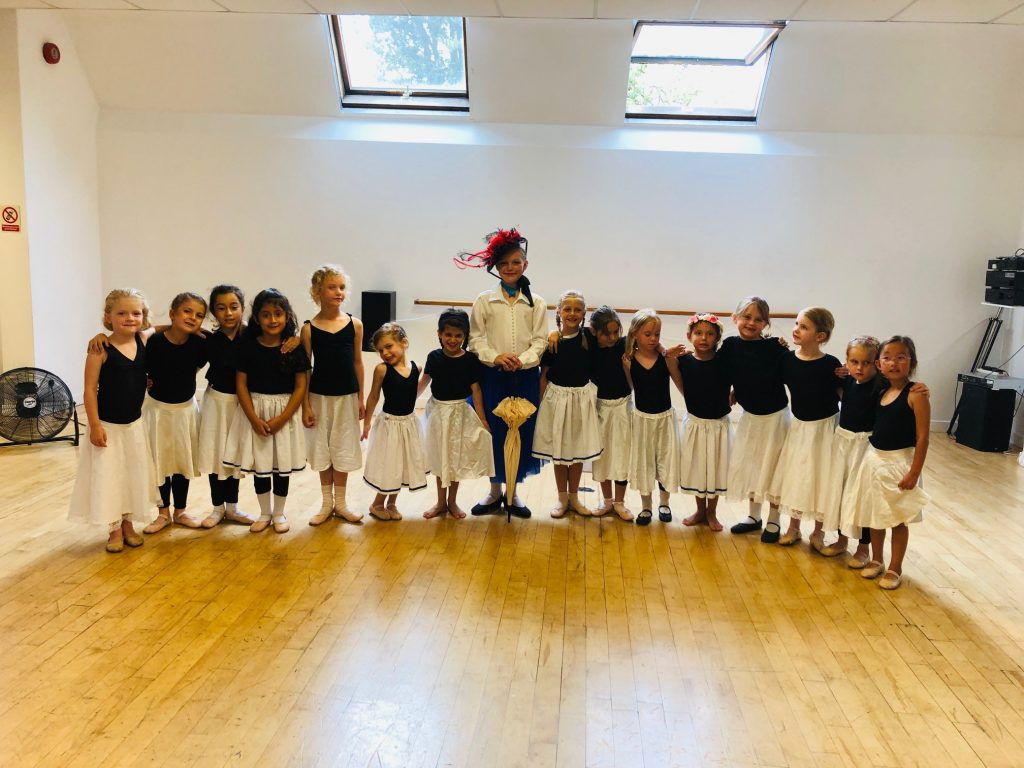 Musical Theatre Classes at First Steps Academy of Dance