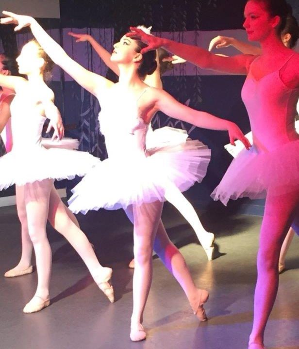 Senior ballet classes available at First Steps Academy of Dance