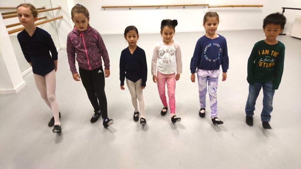 Tap Dance Classes at First Steps Academy of Dance